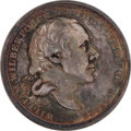 Political:Tokens & Medals, Great Britain: William Wilberforce Silver Slave Trade Abolition Medal 1807....