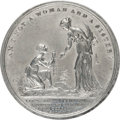 """Political:Tokens & Medals, Great Britain: """"Am I Not a Woman and a Sister.""""..."""