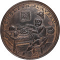 Antiques, Great Britain: Middlesex. Political & Social Series - ½ PennyToken ND (c. 1790s)....