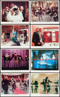"Movie Posters:Rock and Roll, The Rocky Horror Picture Show (20th Century Fox, 1975). BritishFront of House Photos (8) (8"" X 10""). Rock and Roll.. ... (Total: 8Items)"