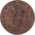 Miscellaneous, Great Britain: Middlesex. Political & Social Series - Slavery ½Penny Token ND (c. 1790s)....