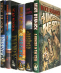 Books:Signed Editions, Mike Resnick: Six Signed First Editions.... (Total: 6 Items)