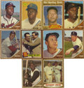 Baseball Cards:Sets, 1962 Topps Baseball Complete Set (598). The 1962 Topps issue withits wood-grained borders is very difficult to complete in ...