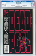 Modern Age (1980-Present):Superhero, Deadpool: The Circle Chase #1 (Marvel, 1993) CGC NM/MT 9.8 White pages....