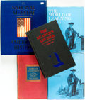 Books:Reference & Bibliography, [Reference/Bibliography]. Group of Five. Various publishers anddates.... (Total: 5 Items)