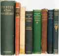 Books:Literature Pre-1900, [Literature]. Group of Eight Poetry Titles. Various publishers anddates.... (Total: 8 Items)