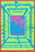 "Movie Posters:Rock and Roll, Trips Festival featuring Jefferson Airplane by Bob Masse (BobMasse, 2000s). Autographed Reprint Poster (14"" X 20.5""). Rock ..."