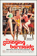 "Movie Posters:Sexploitation, The Swinging Barmaids & Other Lot (Premiere Releasing, 1975).One Sheets (21) (27"" X 41"", 24"" X 35"") Flat Folded. Sexploitat...(Total: 21 Items)"