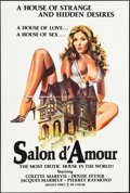 """Movie Posters:Adult, Salon d'Amour & Other Lot (Artemis Film, 1977). One Sheets (39) (27"""" X 41"""", 25"""" X 38""""). Adult.. ... (Total: 39 Items)"""