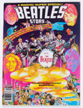Magazines:Miscellaneous, Marvel Comics Super Special #4 The Beatles Story (Marvel, 1978)Condition: VF/NM....