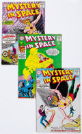 Silver Age (1956-1969):Science Fiction, Mystery in Space Group (DC, 1963-65) Condition: Average FN....(Total: 9 Comic Books)