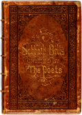 Books:Literature Pre-1900, Sabbath Bells Chimed by the Poets. Philadelphia: E. H.Butler & Co., 1857. Early reprint edition. ...
