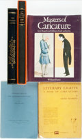 Books:Art & Architecture, [Art/Caricature]. Group of Five Titles. Various publishers and dates.... (Total: 5 Items)