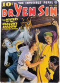 Pulps:Detective, Dr. Yen Sin Complete Run Group (Popular, 1936).... (Total: 3 Items)