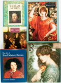 Books:Art & Architecture, [Art/Biography]. Group of Five Titles Related to Works of Pre-Raphaelites. Various publishers and dates.... (Total: 5 Items)