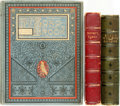 Books:Literature Pre-1900, Sir Alfred, Lord Tennyson. Group of Three Titles. Variouspublishers and dates. ... (Total: 3 Items)