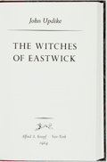 Books:Fiction, John Updike. SIGNED/LIMITED. The Witches of Eastwick. NewYork: Alfred A. Knopf, 1984. Limited to 350 numbered c...