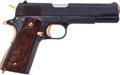 Handguns:Semiautomatic Pistol, Colt Model 1911A1 Navy Contract Semi-Automatic Pistol....