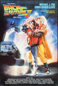 "Movie Posters:Science Fiction, Back to the Future Part II (Universal, 1989). One Sheet (26.75"" X39.75"") DS. Science Fiction.. ..."