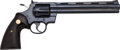 Handguns:Double Action Revolver, Colt Python Double Action Revolver....