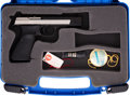 Handguns:Semiautomatic Pistol, Cased Hammerli-Sig Arms Trailside Semi-Automatic Pistol....