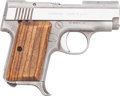 Handguns:Semiautomatic Pistol, OMC Back Up Semi-Automatic Pistol....