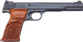 Handguns:Semiautomatic Pistol, Smith and Wesson Model 41 Semi-Automatic Pistol....
