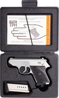 Handguns:Semiautomatic Pistol, Cased Walther American Model TPH Semi-Automatic Pistol....