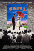 """Movie Posters:Fantasy, Pleasantville (New Line, 1998). One Sheets (2) (27"""" X 40"""") DSRegular & Advance. Fantasy.. ... (Total: 2 Items)"""