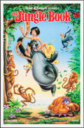 """Movie Posters:Animation, The Jungle Book & Others Lot (Buena Vista, R-1990). One Sheets (3) (27"""" X 40"""" & 27"""" X 41"""") DS Regular & Advance. Animation.... (Total: 3 Items)"""