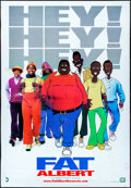 """Movie Posters:Comedy, Fat Albert (20th Century Fox, 2004). Lenticular One Sheet (27"""" X 39"""") DS Advance. Comedy.. ..."""