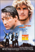 "Movie Posters:Action, Point Break (20th Century Fox, 1991). One Sheets (2) (27"" X 40"" & 27"" X 41"") SS & DS. Action.. ... (Total: 2 Items)"