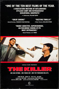"Movie Posters:Action, The Killer (Circle Films, 1990). One Sheet (27"" X 41"") SS ReviewStyle. Action.. ..."