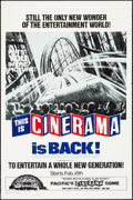 "Movie Posters:Documentary, This is Cinerama (Cinerama Releasing, R-1972). One Sheet (27"" X 41""). Documentary.. ..."