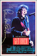 """Movie Posters:Rock and Roll, Paul McCartney: Get Back (New Line, 1991). One Sheet (27"""" X 41"""").Rock and Roll.. ..."""
