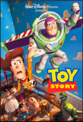 """Movie Posters:Animation, Toy Story (Buena Vista, 1995). One Sheet (27"""" X 40"""") DS. Animation.. ..."""