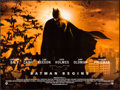 "Movie Posters:Action, Batman Begins (Warner Brothers, 2005). British Quad (30"" X 40"") DS.Action.. ..."