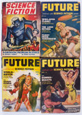 Pulps:Science Fiction, Future Group (Columbia, 1943-53) Condition: Average GD+.... (Total:10 Comic Books)