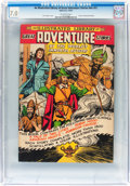 Golden Age (1938-1955):Classics Illustrated, Classics Illustrated Giants #nn (#1) An Illustrated Library ofGreat Adventure Stories (Gilberton, 1949) CGC FN/VF 7.0 Off-whi...