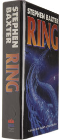 Books:First Editions, Stephen Baxter Signed: Ring....