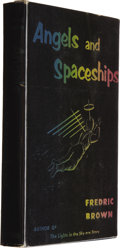 Books:First Editions, Frederic Brown: Angels and Spaceships....
