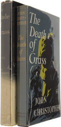Books:First Editions, John Christopher First Edition.... (Total: 2 Items)