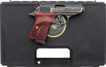 Handguns:Semiautomatic Pistol, Cased Walther Talo Royal Eagle Model PPK/S-1 Semi-AutomaticPistol....