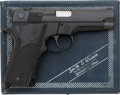 Handguns:Semiautomatic Pistol, Boxed Smith & Wesson Model 59 Semi-Automatic Pistol....