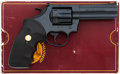 Handguns:Double Action Revolver, Boxed Colt King Cobra Double Action Revolver....