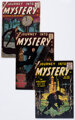 Journey Into Mystery Group (Marvel, 1956-57) Condition: Average VG.... (Total: 4 Comic Books)