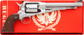 Handguns:Single Action Revolver, Boxed Ruger Old Army Percussion Revolver....