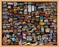 Miscellaneous Collectibles:General, Indianapolis 500 and Formula 1 Pins Lot of 145+....