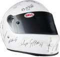 Miscellaneous Collectibles:General, 2006 Bell Helmet Signed by Indianapolis 500 Starting Field....