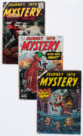 Golden Age (1938-1955):Horror, Journey Into Mystery Group (Marvel, 1954-59) Condition: AverageGD.... (Total: 9 Comic Books)
